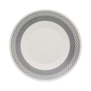 Aparelho de Jantar E Chá 30 Peças Actual Rendeira