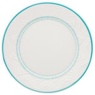 Aparelho de Jantar E Chá 30 Peças Serena Sky
