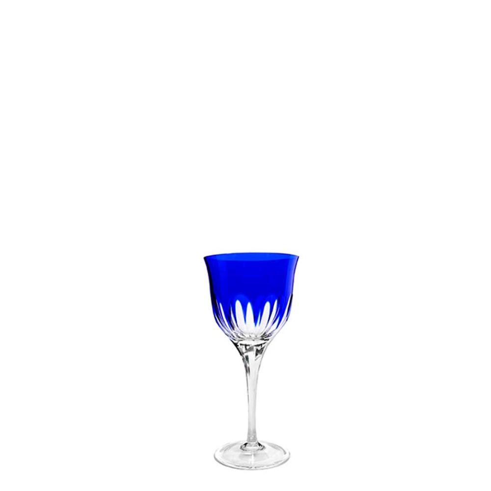 Taça de Cristal Strauss Licor 60ml - Azul Claro - 225.105.045.016
