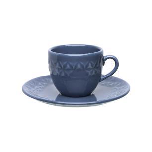 Aparelho de Jantar Chá e Café 42 Peças Mia Mare