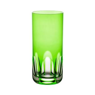 Copo de Cristal Strauss Long Drink 395ml - Verde Claro - 105.142.065.011