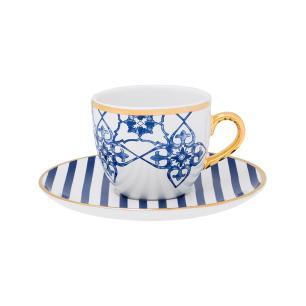 Aparelho de Jantar Chá E Café 42 Peças Coup Lusitana