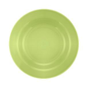 Conjunto de 6 Pratos Fundos 21cm Donna Verde