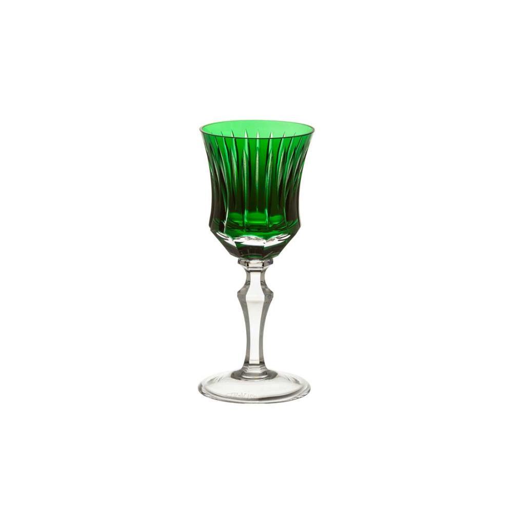 Taça de Cristal Strauss Licor 80ml - Verde Escuro - 119.105.150.014