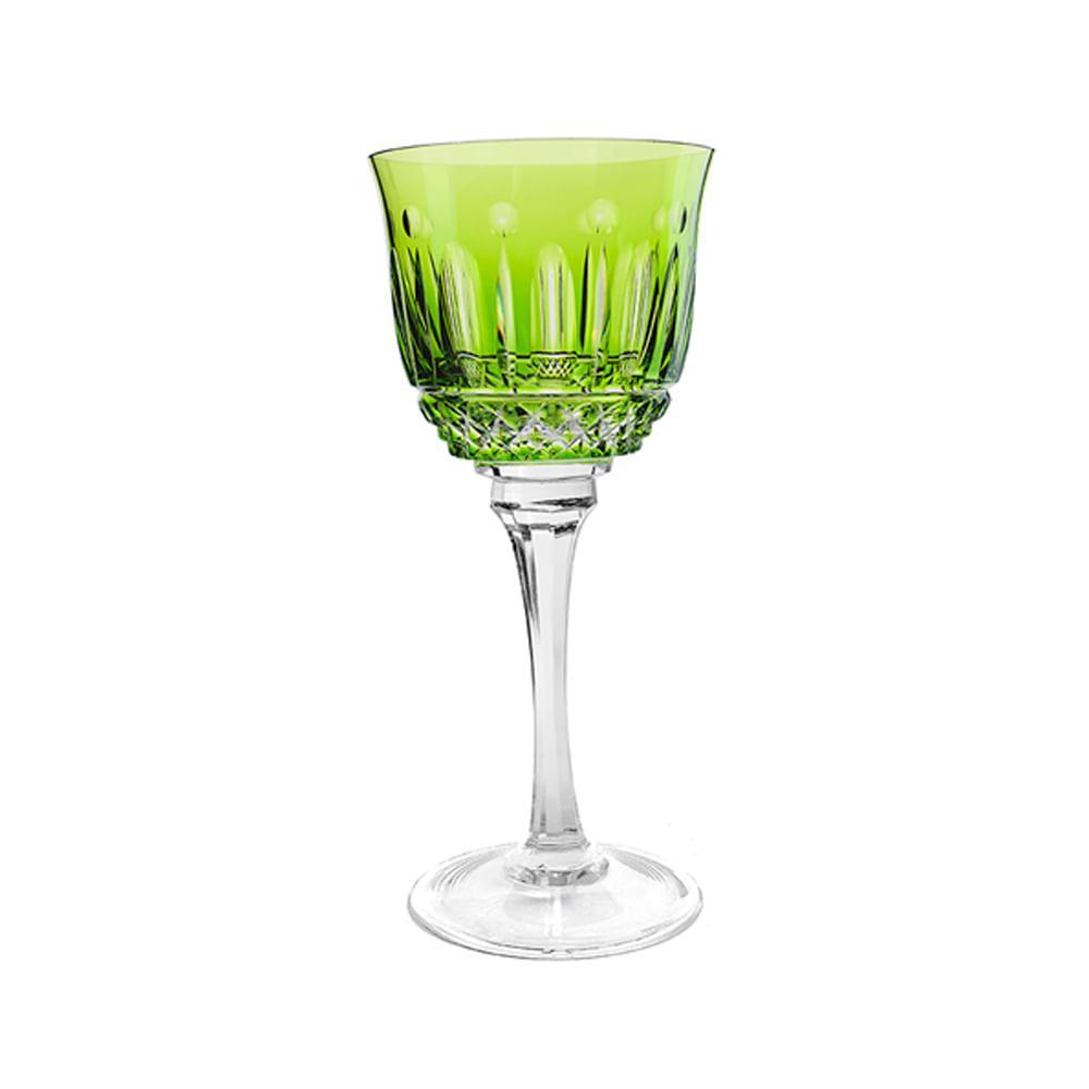 Taça de Cristal Strauss Vinho Branco 330ml - Verde Claro - 225.103.069.011