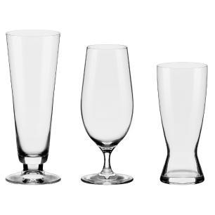 Conjunto Cerveja De 2 Taças E 1 Copo De Cristal Beerhouse