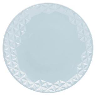 Conjunto de 6 Pratos Rasos 28,5cm Mia Cristal