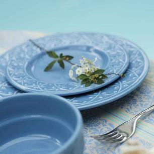 Aparelho de Jantar E Chá 20 Peças Mendi Capri