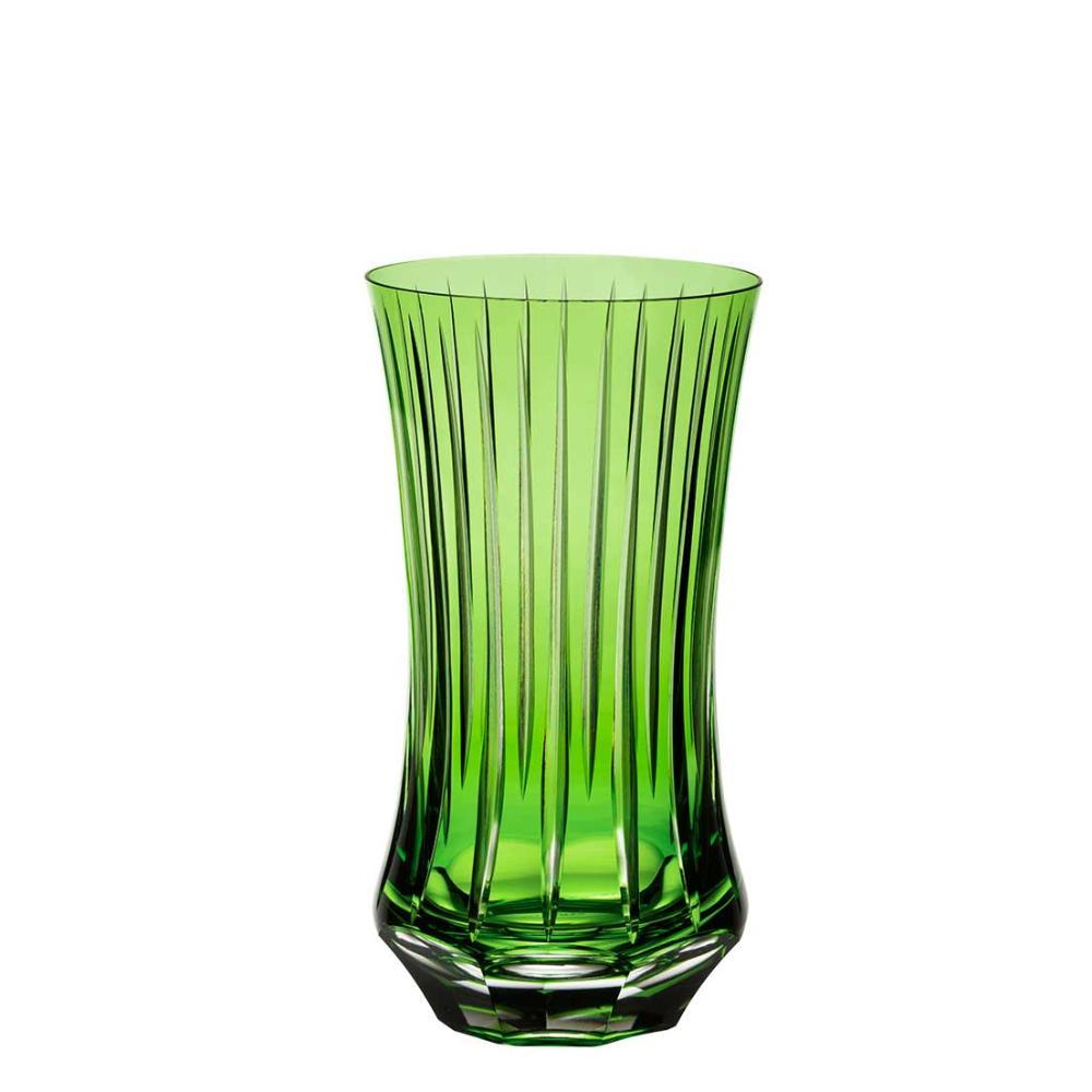 Copo de Cristal Strauss Long Drink 400ml - Verde Claro - 131.142.150.011
