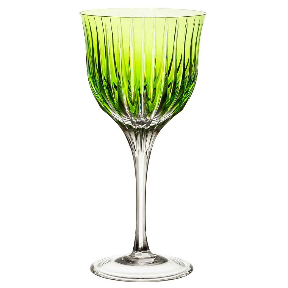 Taça de Cristal Strauss Água 520ml - Verde Claro - 225.101.150.011
