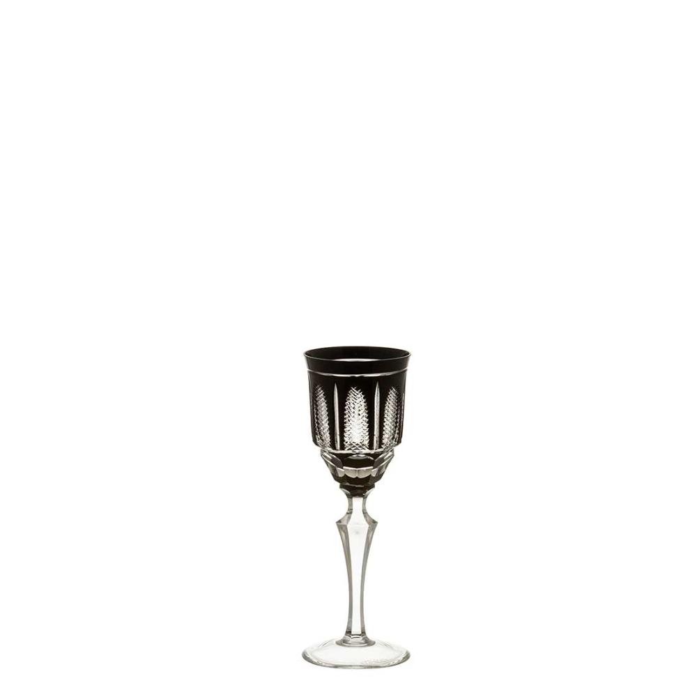 Taça de Cristal Strauss Licor 110ml - Preto - 237.105.151.018