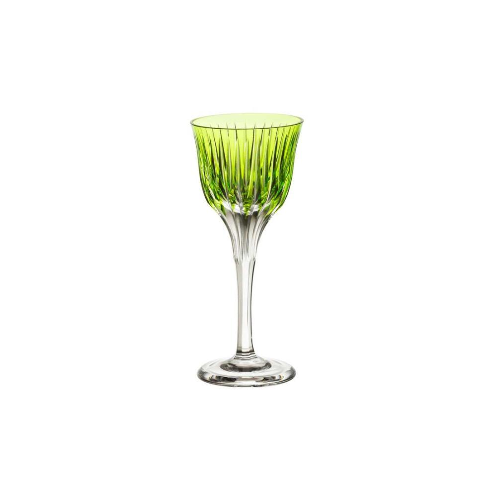 Taça de Cristal Strauss Licor 60ml - Verde Claro - 225.105.150.011