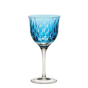 Taça de Cristal Strauss Água 520ml - Azul Claro - 225.101.152.016