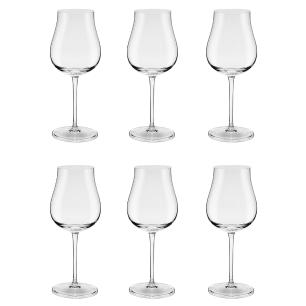 Conjunto de 6 Taças Para Vinho Branco Classic 245