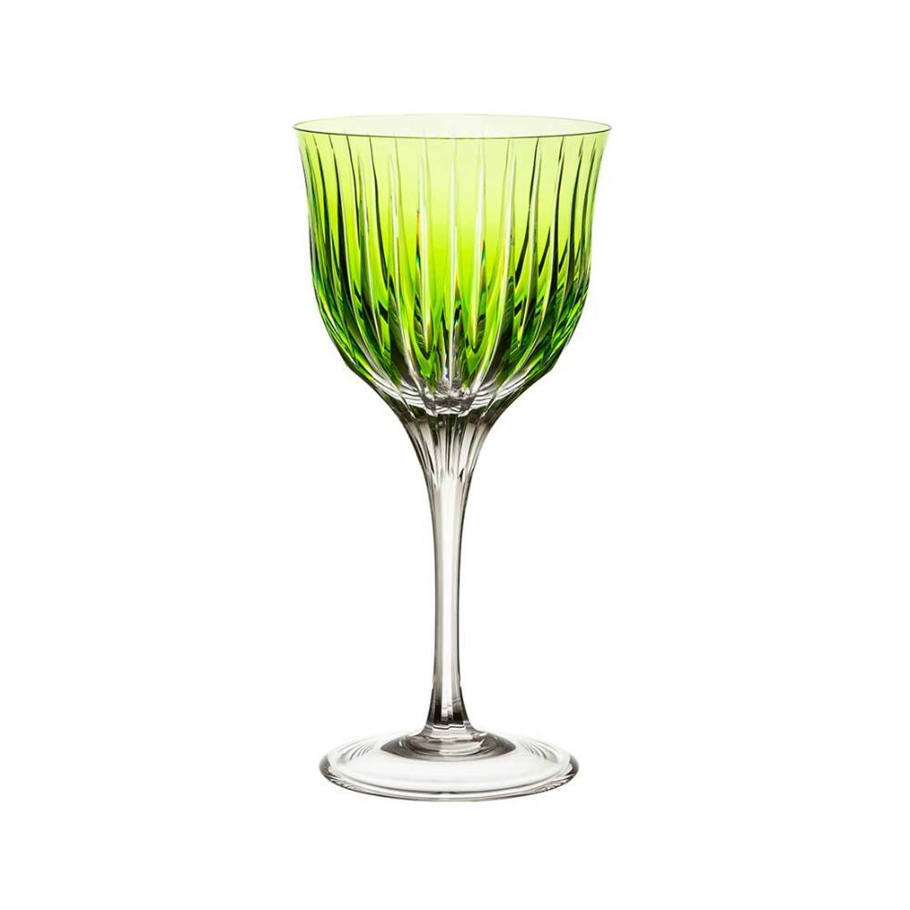Taça de Cristal Strauss Vinho Branco 330ml - Verde Claro - 225.103.150.011