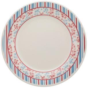Aparelho de Jantar E Chá 30 Peças Donna Melissa
