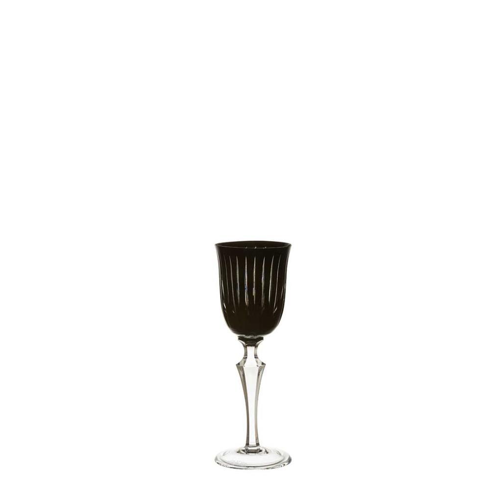 Taça de Cristal Strauss Licor 110ml - Preto - 237.105.150.018