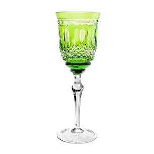 Taça de Cristal Strauss Vinho Tinto 350ml - Verde Claro - 237.102.068.011