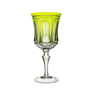 Taça de Cristal Strauss Vinho Branco 330ml - Verde Claro - 119.103.151.011