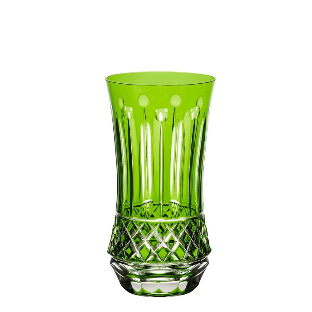 Copo de Cristal Strauss Long Drink 400ml - Verde Claro - 131.142.069.011