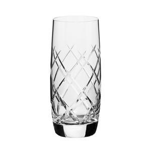 Jogo de 6 Copos em Cristal Strauss Long Drink 365ml - 100.642.033