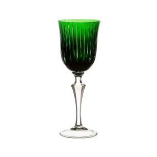 Taça de Cristal Strauss Vinho Branco 310ml - Verde Escuro - 237.103.150.014