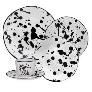 Aparelho de Jantar E Chá 30 Peças Ryo Art