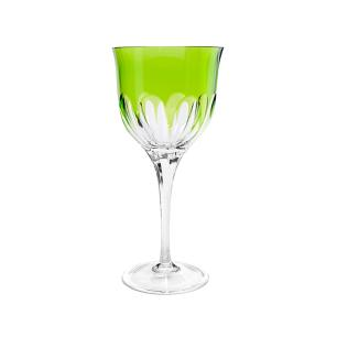 Taça de Cristal Strauss Vinho Branco 330ml - Verde Claro - 225.103.045.011