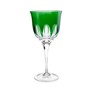 Taça de Cristal Strauss Vinho Tinto 370ml - Verde Escuro - 225.102.045.014