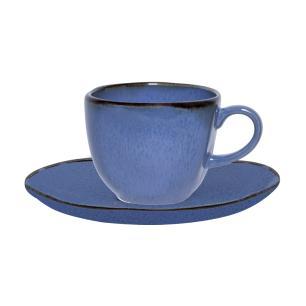 Aparelho de Jantar E Chá 30 Peças Ryo Santorini