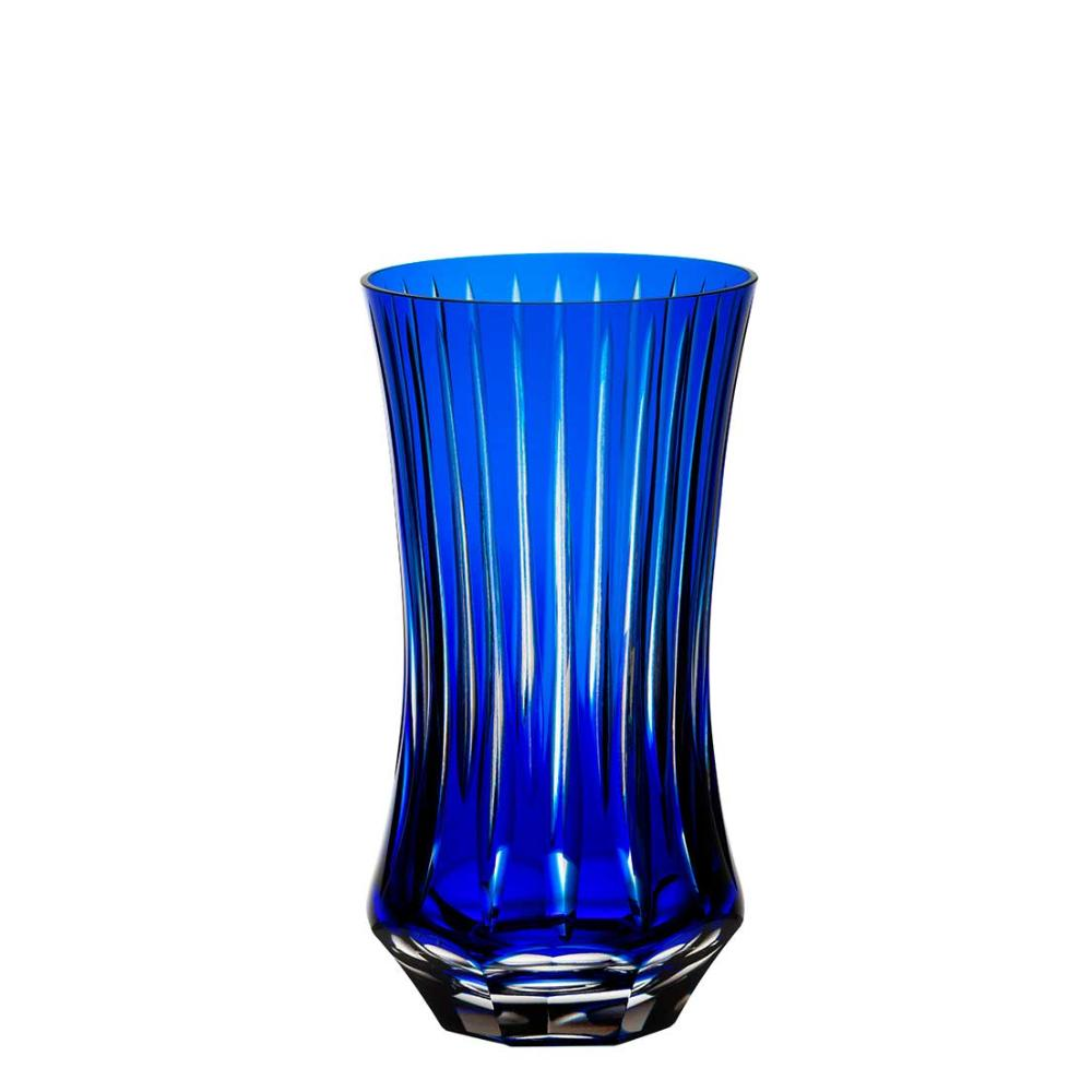 Copo de Cristal Strauss Long Drink 400ml - Azul Escuro - 131.142.150.012