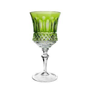 Taça de Cristal Strauss Vinho Tinto 360ml - Verde Claro - 119.102.069.011