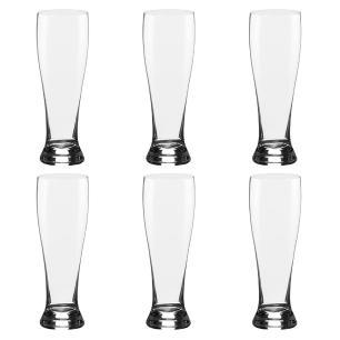 Jogo de 6 Copos em Cristal Strauss Cerveja Catarina 300ml - 104.639