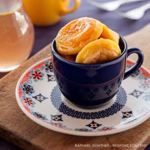 Aparelho de Jantar E Chá 20 Peças Coup Shanti