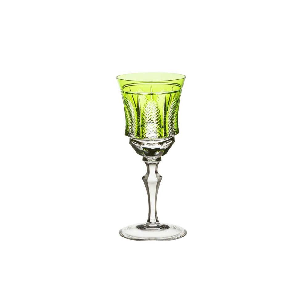 Taça de Cristal Strauss Licor 80ml - Verde Claro - 119.105.151.011