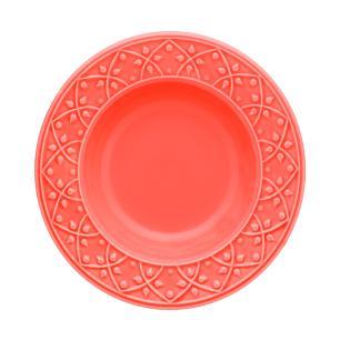 Aparelho de Jantar E Chá 30 Peças Mendi Coral