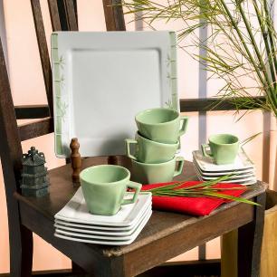 Aparelho de Jantar E Chá 30 Peças Nara Imperial