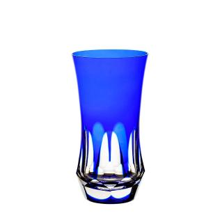 Copo de Cristal Strauss Long Drink 400ml - Azul Escuro - 131.142.055.012