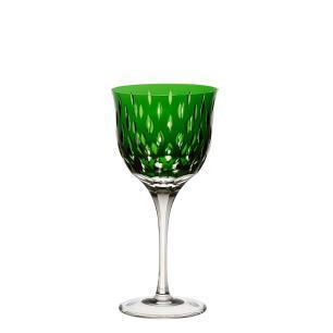Taça de Cristal Strauss Vinho Branco 330ml - Verde Escuro - 225.103.152.014
