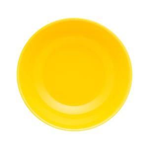 Conjunto de 6 Pratos Fundos 20,5cm Unni Yellow
