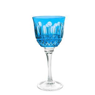Taça de Cristal Strauss Água 520ml - Azul Claro - 225.101.069.016