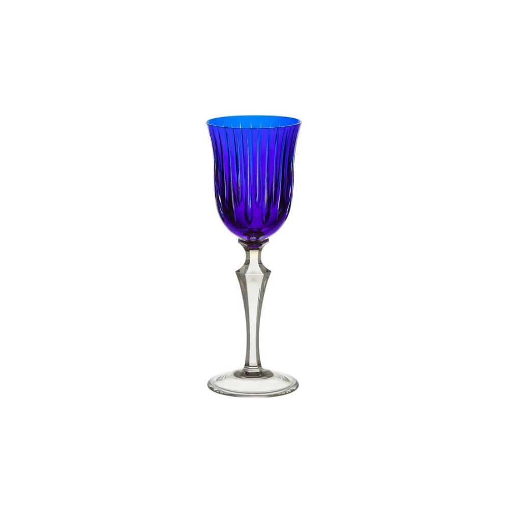 Taça de Cristal Strauss Licor 110ml - Azul Escuro - 237.105.150.012