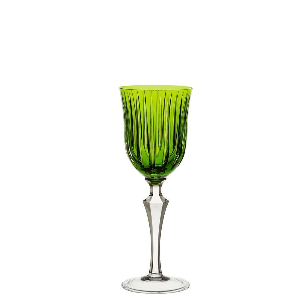 Taça de Cristal Strauss Vinho Branco 310ml - Verde Claro - 237.103.150.011
