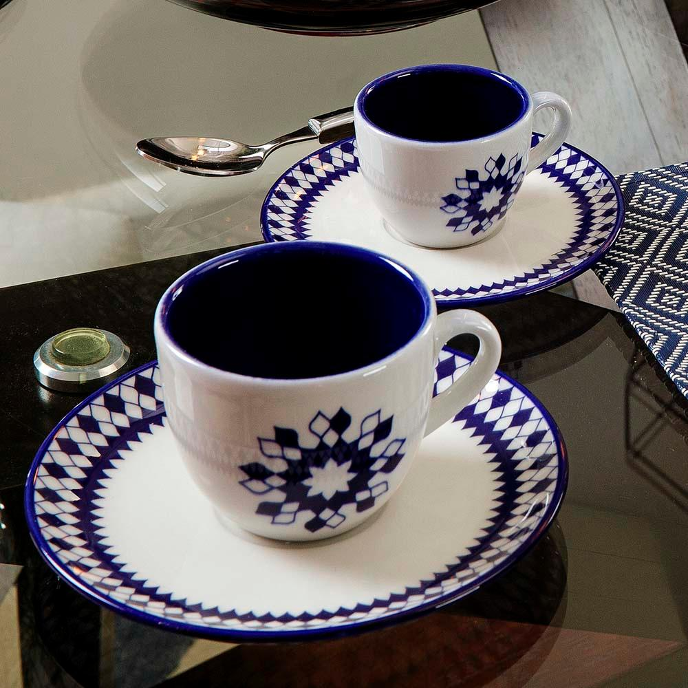 Aparelho de Jantar E Chá 20 Peças Coup Chess