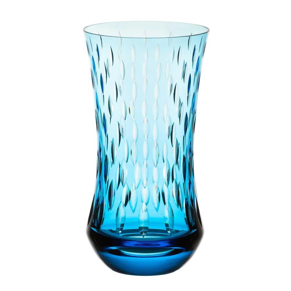 Copo de Cristal Strauss Long Drink 400ml - Azul Claro - 131.142.152.016