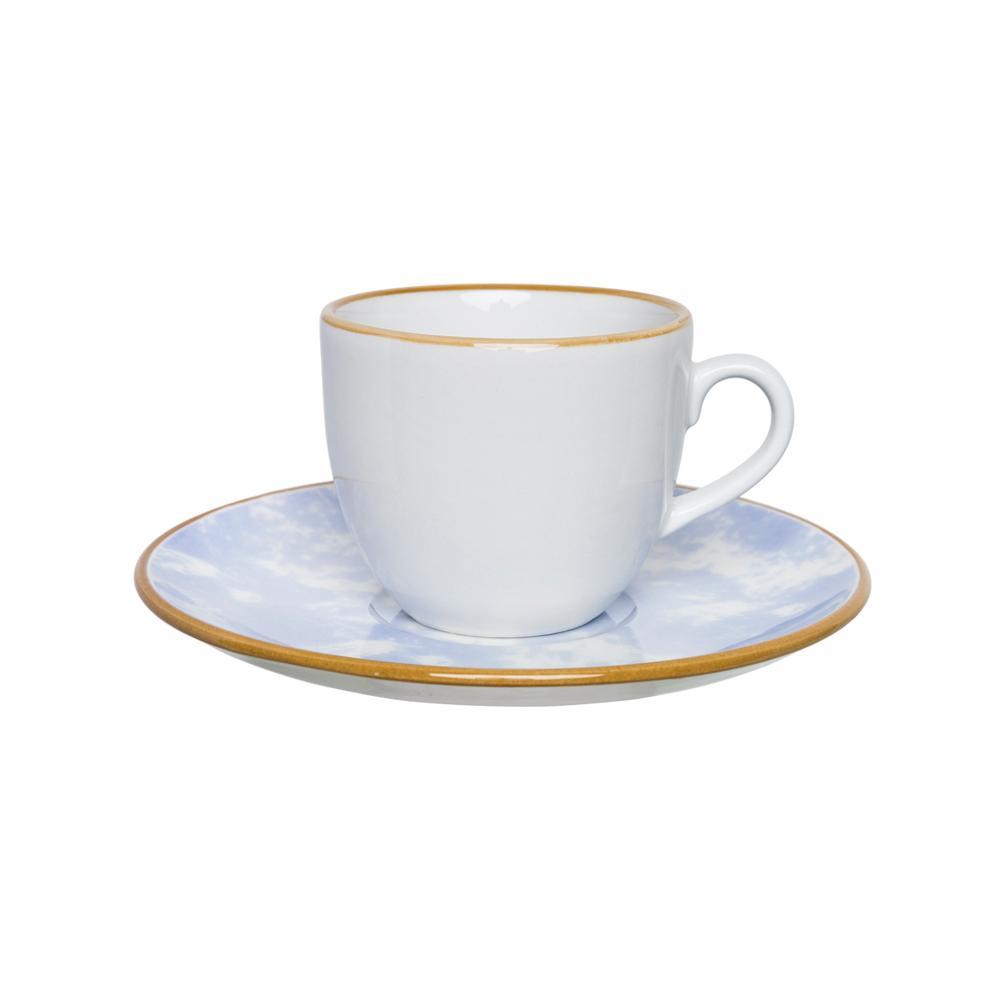 Aparelho de Jantar E Chá 30 Peças Coup Celeste