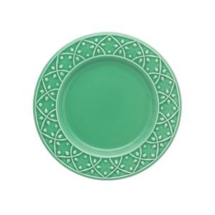 Aparelho de Jantar E Chá 30 Peças Mendi Sálvia