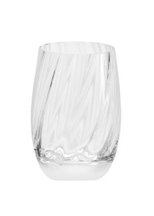 Jogo de 6 Copos De Cristal Agua 320ml Twist