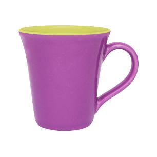 Conjunto Lanche de 2 Peças Bicolor Verde e Violeta