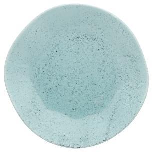 Conjunto de 6 Pratos Rasos 27cm Ryo Blue Bay